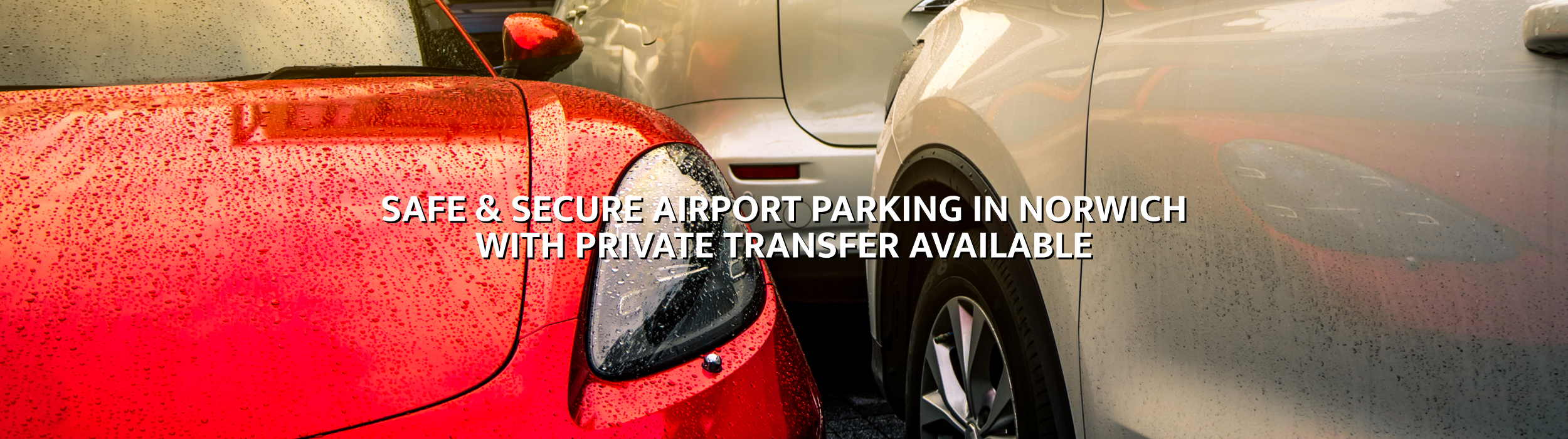 PARKFLYSTAY Norwich Airport Parking front page image providing safe secure airport parking in Norwich